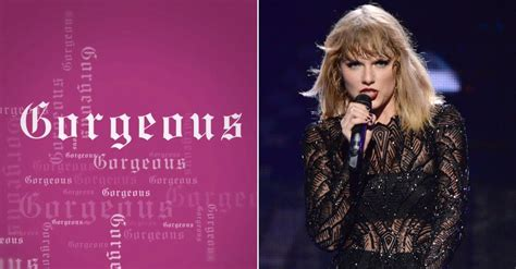 download mp3 gorgeous taylor swift taylor swift quot gorgeous quot lyrics popsugar entertainment