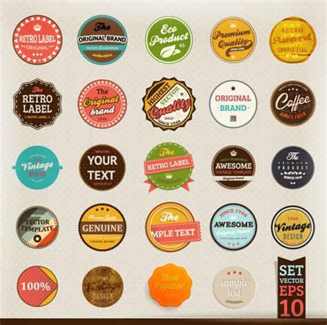 design free stickers 40 amazing hipster fonts graphics badges icons and more