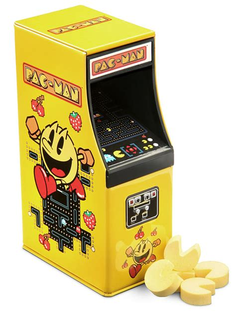 pac man arcade cabinet pac man arcade cabinet candy