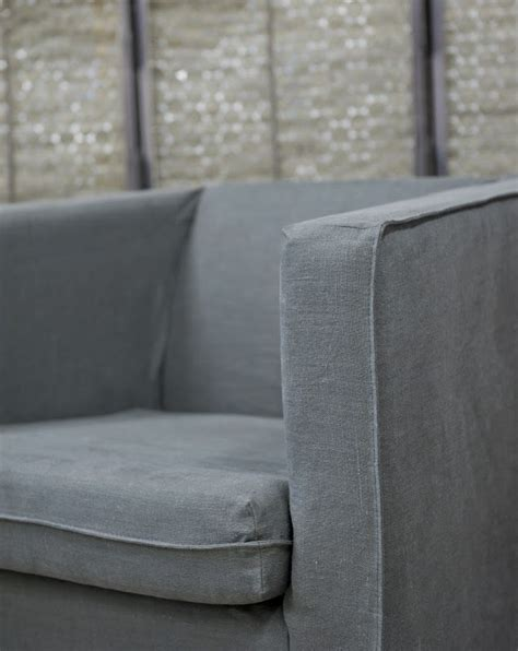 loose fit slipcovers for sofas slipcover loose fit urban fabric rosendal pure washed