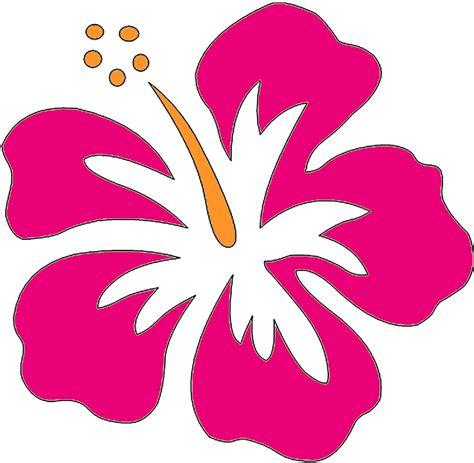 printable luau flowers luau clip art borders free clipart images 5 clipartix
