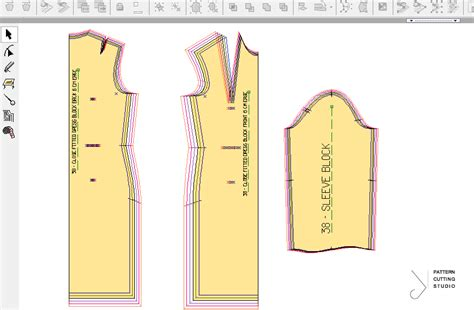 pattern grading service london cad pattern making services pattern cutting studio
