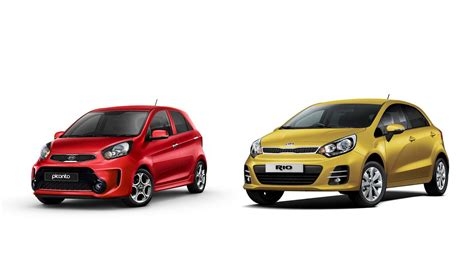 Kia Picanto Uk Kia Announces Updates For Picanto Uk Range