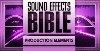 Dvd Audio Sounds Effect Production production elements sfx sle cd cinematic sounds special fx