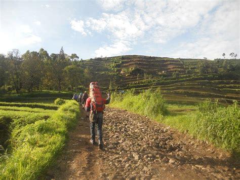 Lu Taman Kotak pendakian gunung arjuna via jalur cangar oleh aditya dion