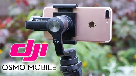 iphone gimbal the best iphone 7 gimbal dji osmo mobile review