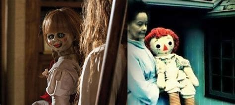 annabelle doll visit visit the real haunted doll that inspired the horror
