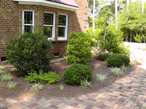 landscaping renovation design in manteo four seasons