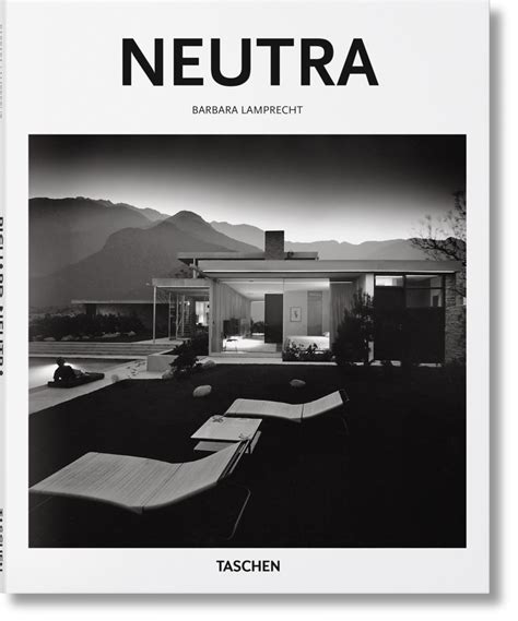 20th century cool richard neutra taschen books