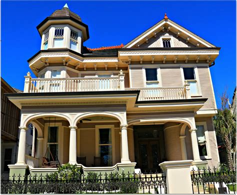 what are the different styles of homes new orleans homes and neighborhoods 187 uptown photos 3