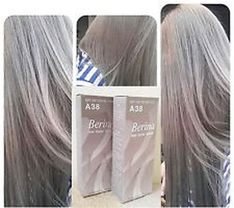using pale ash blonde hair dye to transition to gray new a 38 berina light ash blonde color a38 permanent hair