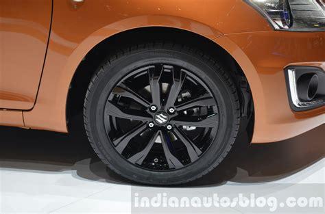 Black Rims For Suzuki Suzuki Special Edition Black Alloy Wheels At 2016