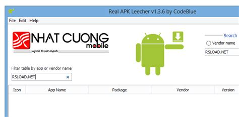 real apk leacher скачать real apk leecher 1 3 6