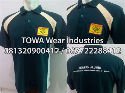Tshirt Kaos G4s produksi kaos kerah polo shirt produksi kaos kerah