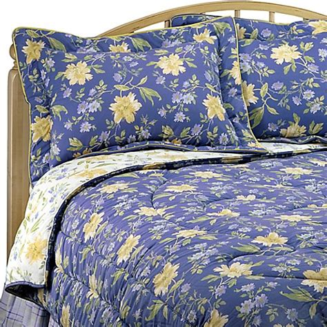 laura ashley emilie comforter set 100 cotton bed bath