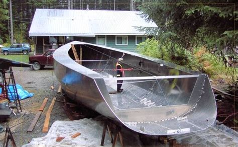 do it yourself boat building everythingaboutboats org - Origami Metal Boat Building