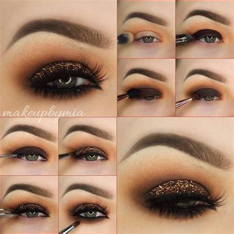 tutorial eyeshadow brown best 25 brown smokey eye ideas on pinterest