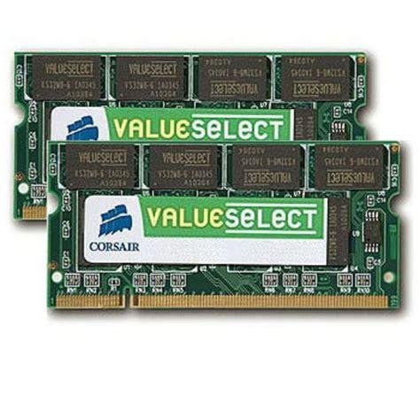 Ram Laptop Corsair Ddr3 8gb corsair 8gb ddr3 1066mhz laptop memory ebuyer