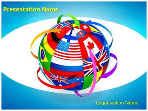 powerpoint templates united nations united nations world flags powerpoint template background