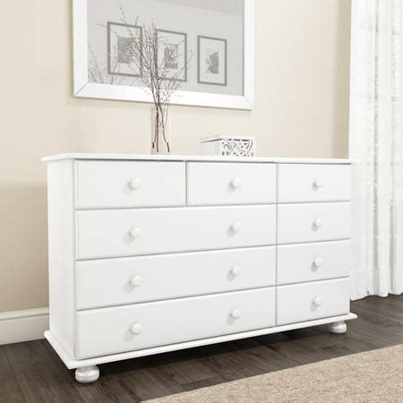 hamilton 2 3 4 wide chest of drawers in white furniture123