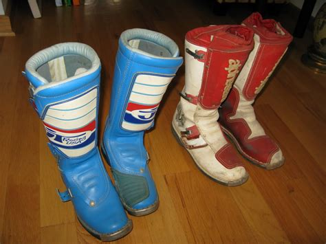 vintage motocross boots quot vintage quot alpinestars mx boots moto related motocross