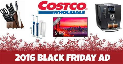 8 black friday deals you shouldn t pass up smartwatchly costco 2016 black friday ad scan now live hip2save