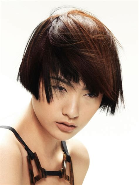 Bob Haircuts For Thick Hair Back View | pictures of bob hairstyles for thick hair back view