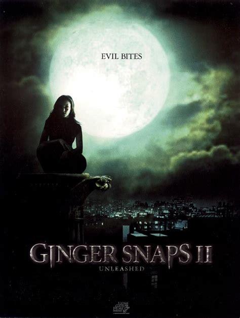 ginger snaps 2 unleashed popcorn horror