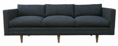 Midcentury Modern Sofa Mid Century Upholstered Sofas Sectioanals And Occassional Chairs Custom Made In Our Los Angeles