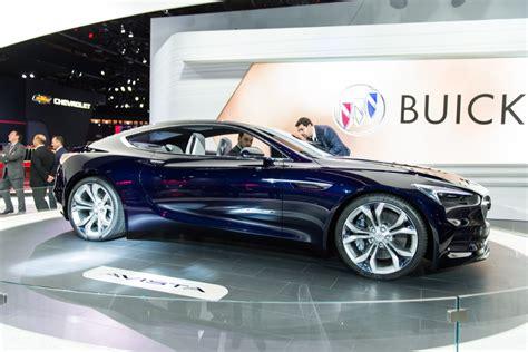 Buick Gnx Concept buick avista concept is buick regal gnx gm authority