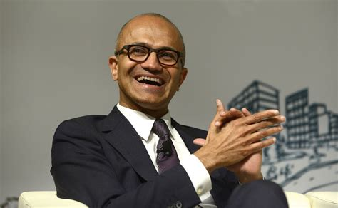 the new microsoft satya nadella is still looking on wall why microsoft ceo satya nadella what steve ballmer