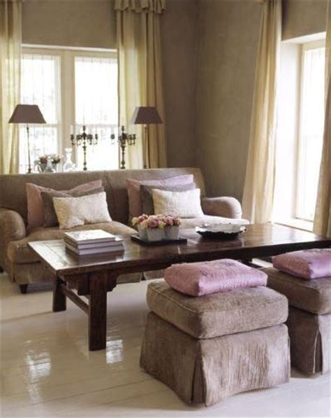 Grey And Mauve Living Room by Mohair Sofa Living Room