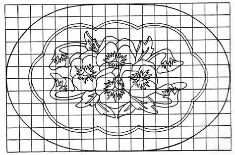 design pattern hook hook rug patterns free rugs ideas
