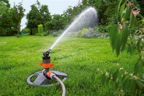 Gardenia Watering Comfort Turbo Drive Sled Sprinkler Sprinkler