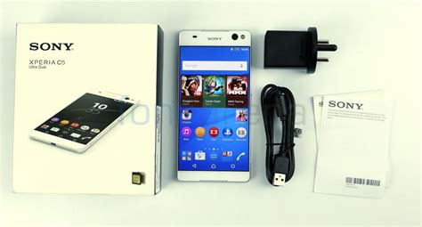 Sony Xperia C5 Dual Ultra sony xperia c5 ultra dual review
