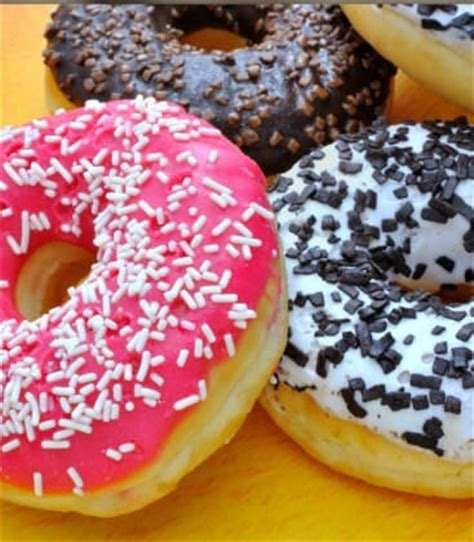 Tfa Frosted Donnut bronuts chefs flavours ltd