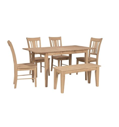 padma s plantation salvaged wood 60 inch dining