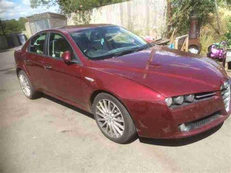 Alfa Romeo 4 Door by Alfa Romeo 159 Lusso Jts 3 2 4x4 4 Door Saloon 2006 56