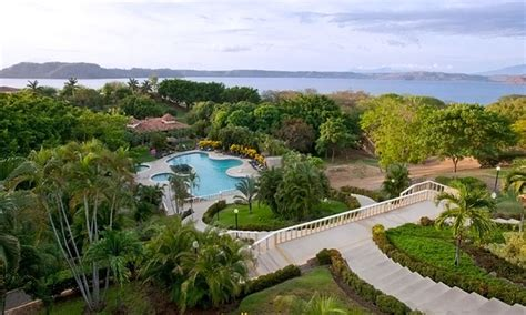 deluxe costa vacation with airfare in guanacaste groupon getaways