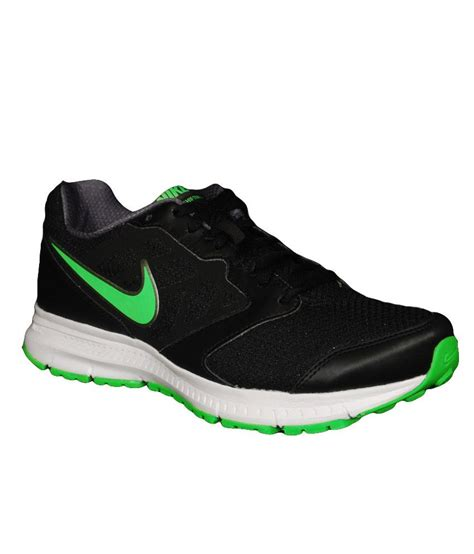 nike black sports shoes price in india buy nike black