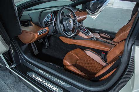 lamborghini interior 2018 lamborghini aventador s interior 2 motor trend