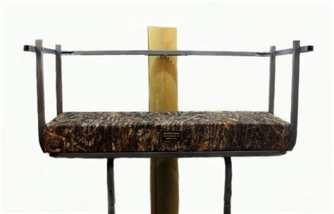 ladder stand replacement seat cushion wide 4 slumper slumper seats