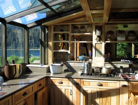 Sunroom Kitchens sunroom kitchen house in the woods