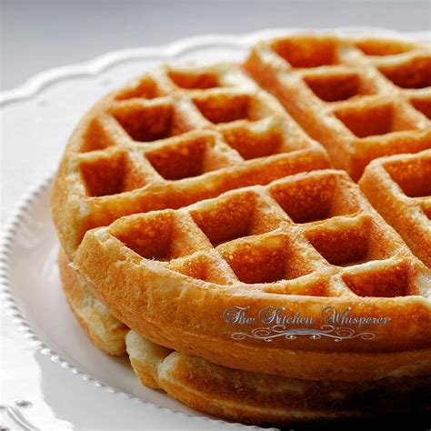 best belgian waffle recipe best belgian waffles in the world