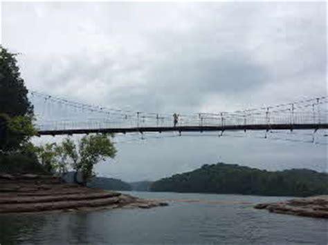 swinging bridge lake marina of intrest