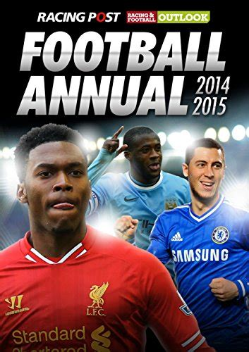 libro sky sports football yearbook 2014 2015 di nationwide football annual 2014 2015 calcio panorama auto