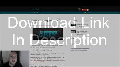 bitcoin trading bot tutorial new gunbot bitcoin auto trade bot 2018 working free