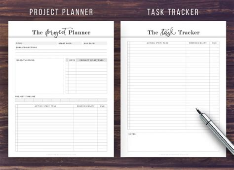 tasks template task tracking template 10 free word excel pdf format