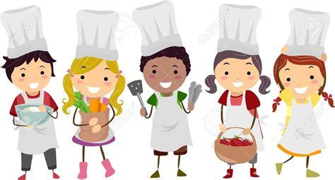 children cooking clipart clipartsgram