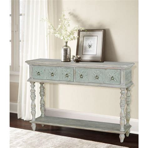 white console table with storage pulaski furniture white storage console table ds 806002